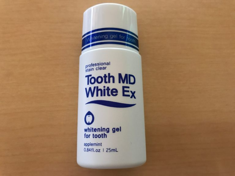 ホワイト トゥース ex md