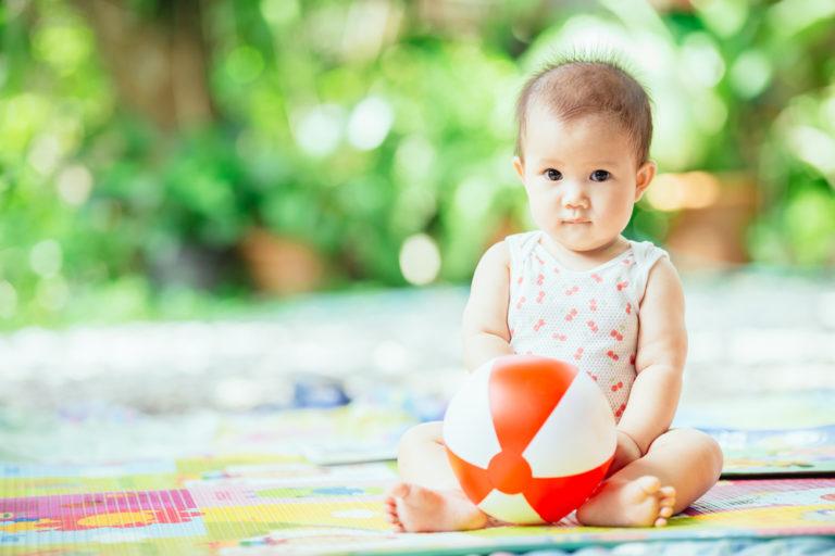 日焼け止めやサプリは子供・赤ちゃんに使っても大丈夫?