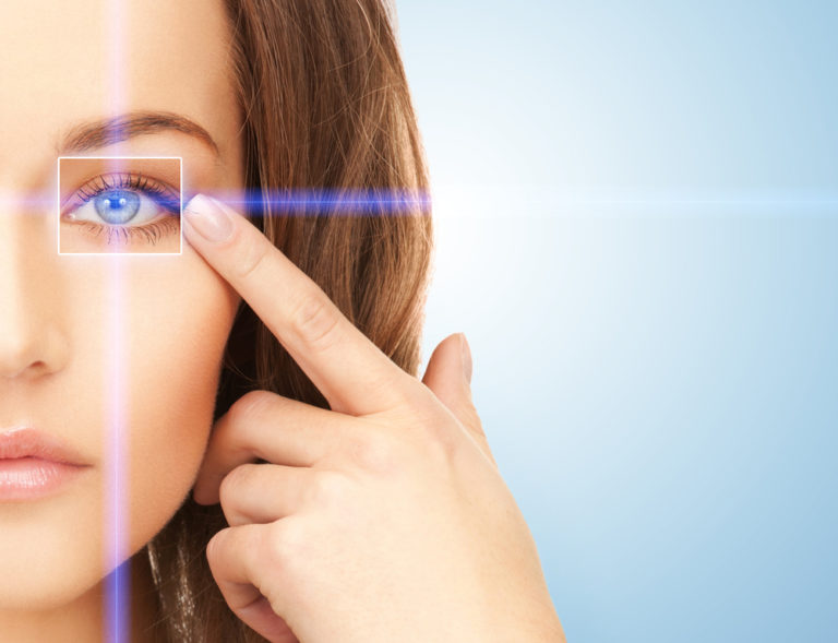 目の血行促進
