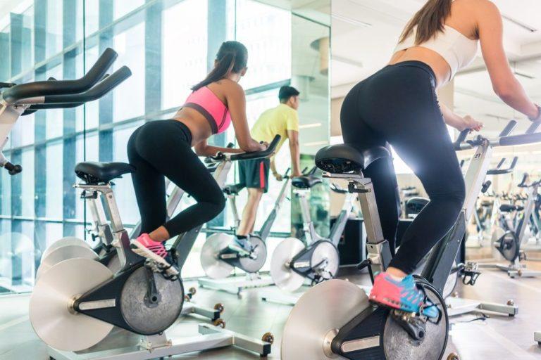 エアロバイクダイエットのやり方