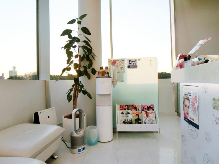 トイトイトイクリニック-待合室1