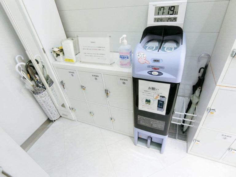 トイトイトイクリニック-待合室7