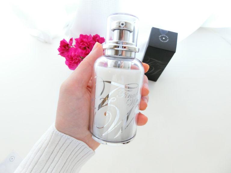 美容液-ファイナルホワイトボトル