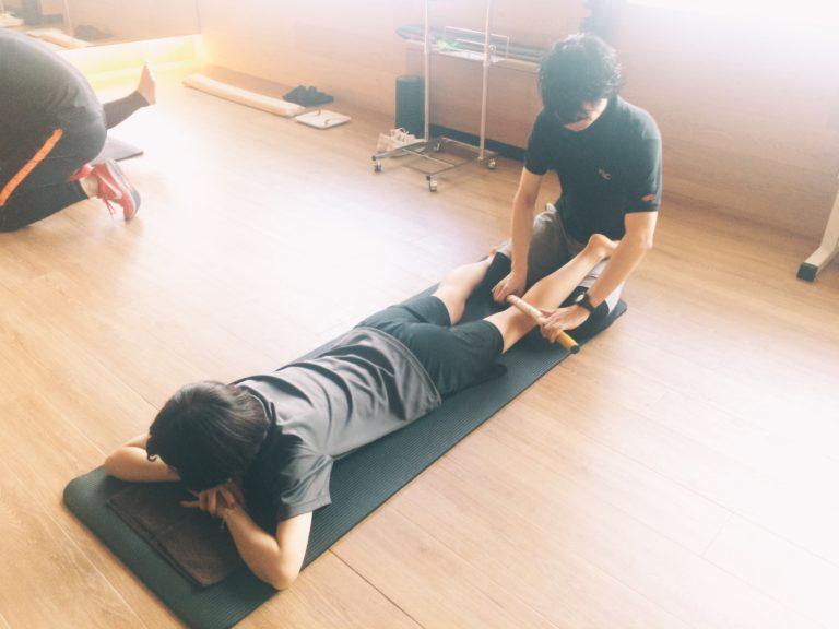 FiNCFit(フィンクフィット)トレーニング内容筋膜リリース2