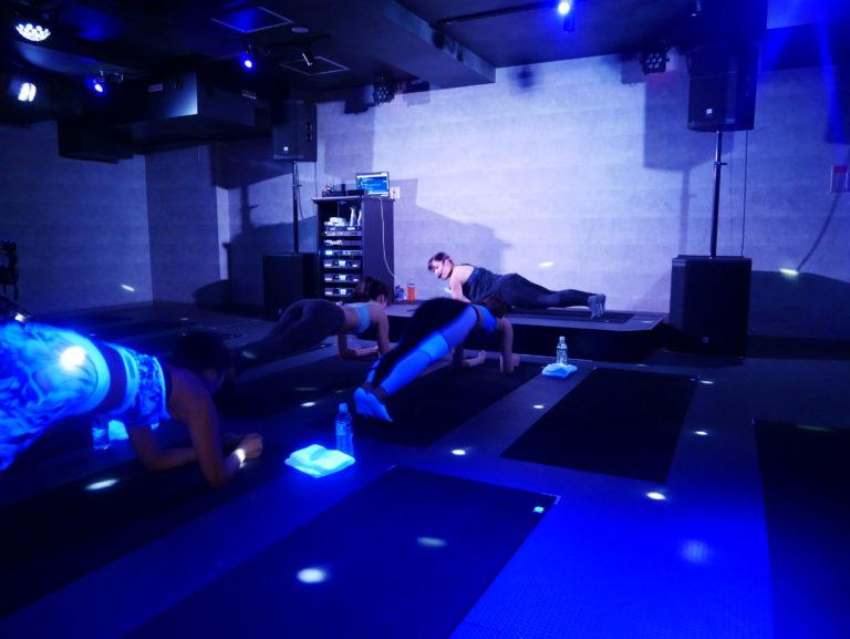 暗闇フィットネス-エクスパ-お尻トレーニング3