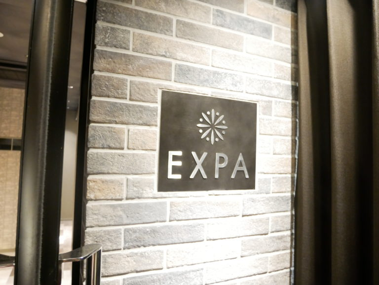 EXPA(エクスパ)ライザップ開発の暗闇フィットネス-看板
