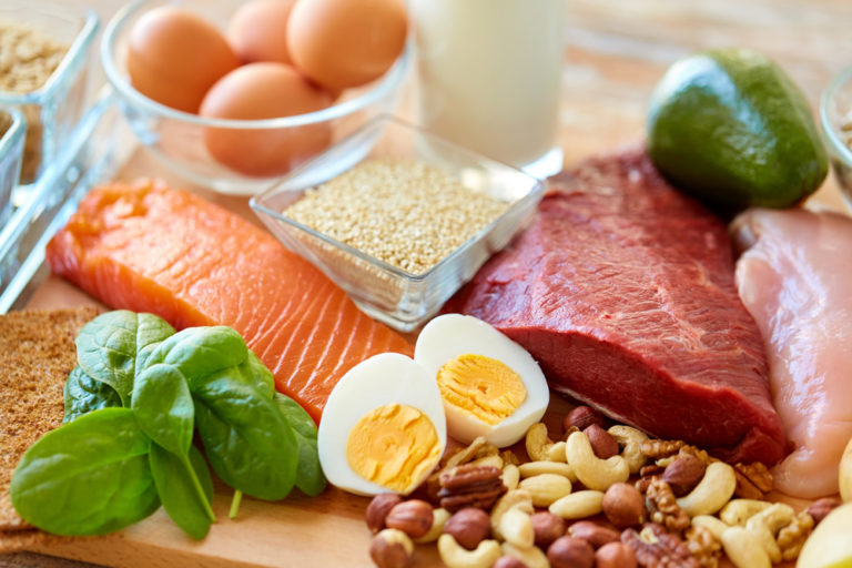 タンパク質のイメージ画像