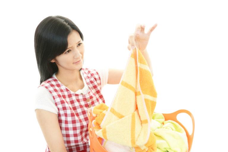 ノロウイルスの洗濯