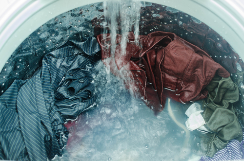 すすぎ洗い