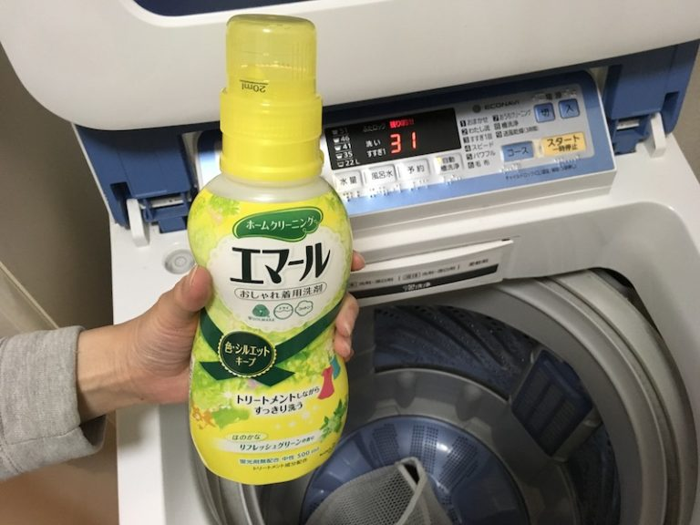 オシャレ着洗い洗剤
