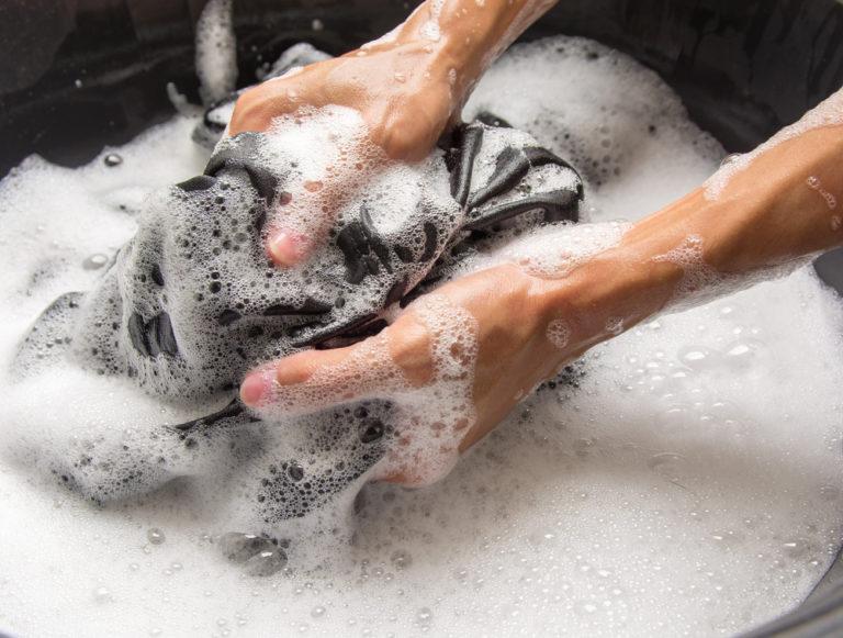 手洗い洗濯